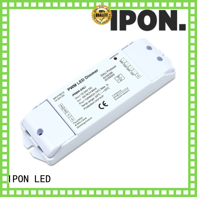 IPON LED led driver manufacturer China for Lighting control