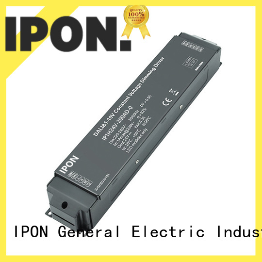 IPON LED dimmer driver China manufacturers for Lighting control system