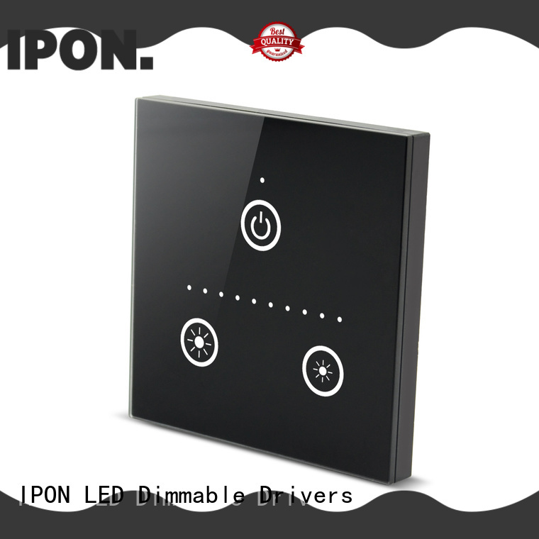 IPON LED dmx 0-10v converter Factory price for Lighting adjustment