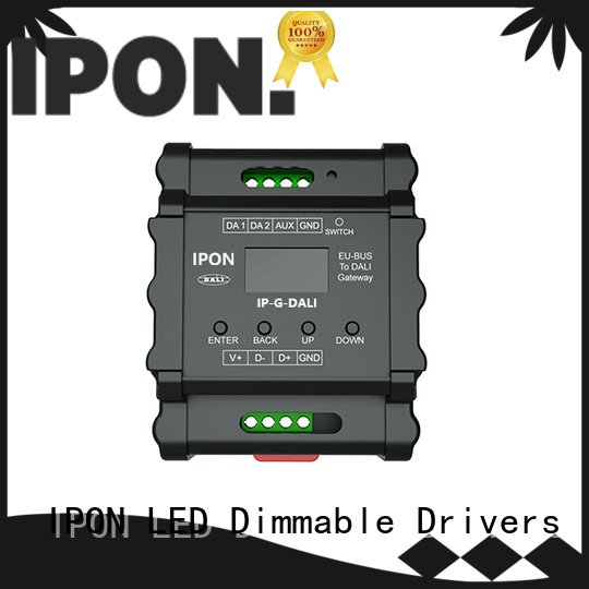 IPON LED Best gateway interface module IPON for Lighting control system
