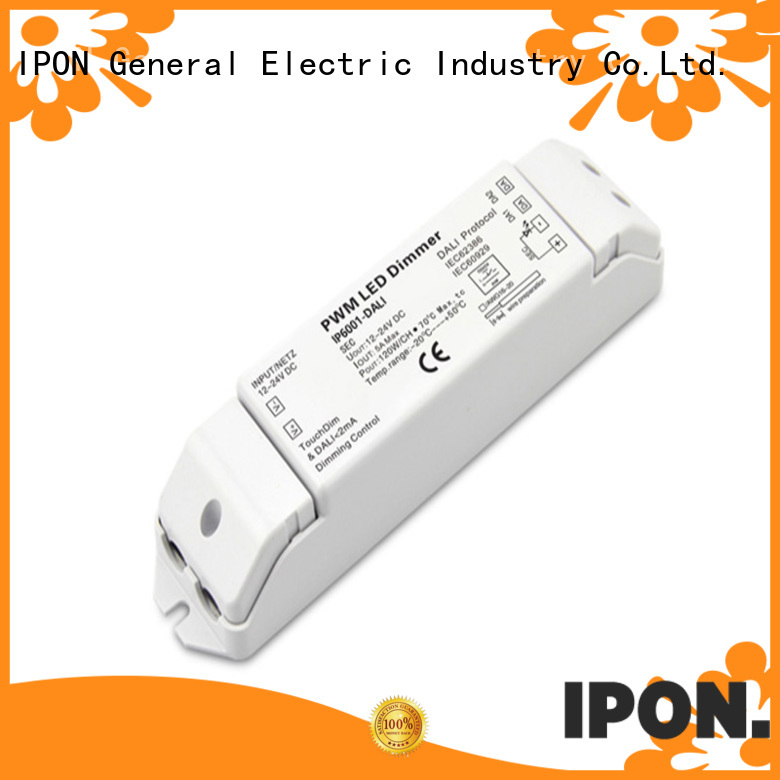 IPON LED DALI Series dali driver China manufacturers for Lighting adjustment