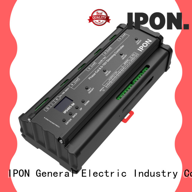 IPON LED Best dimmer controller IPON for Lighting control