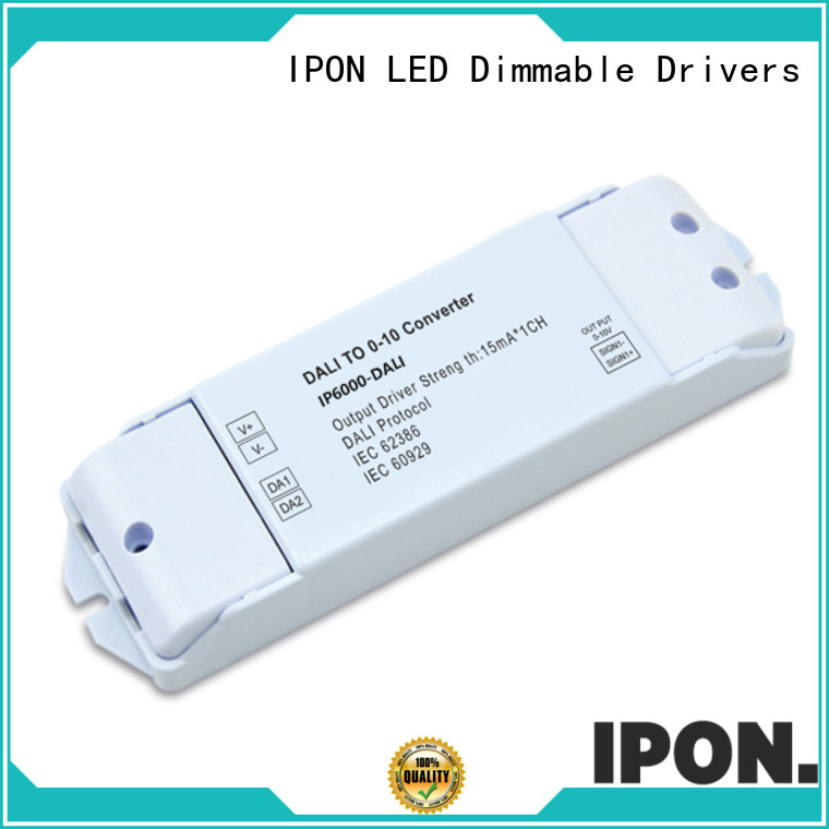 IPON LED DALI analog signal converters China for Lighting control