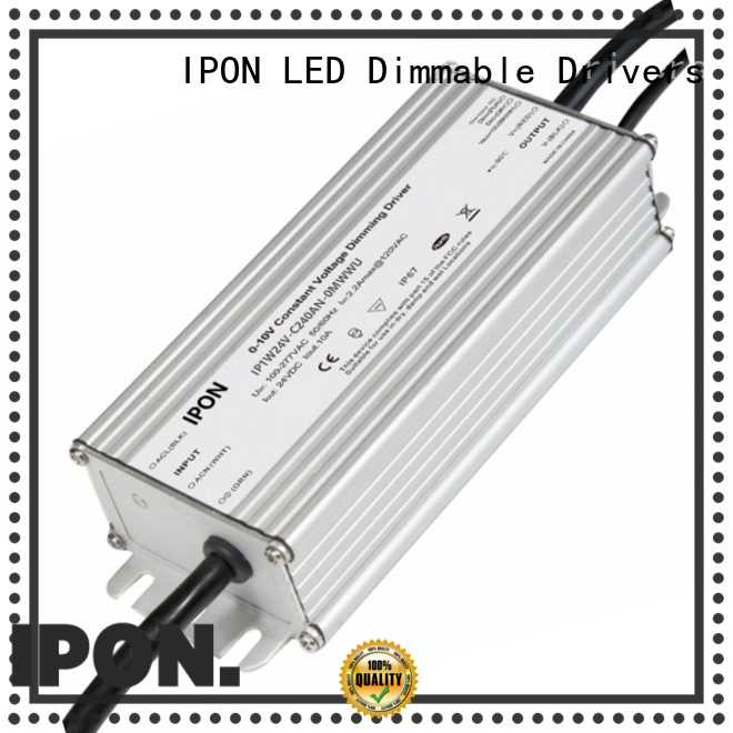 IPON LED stable quality led driver power Factory price for Lighting control