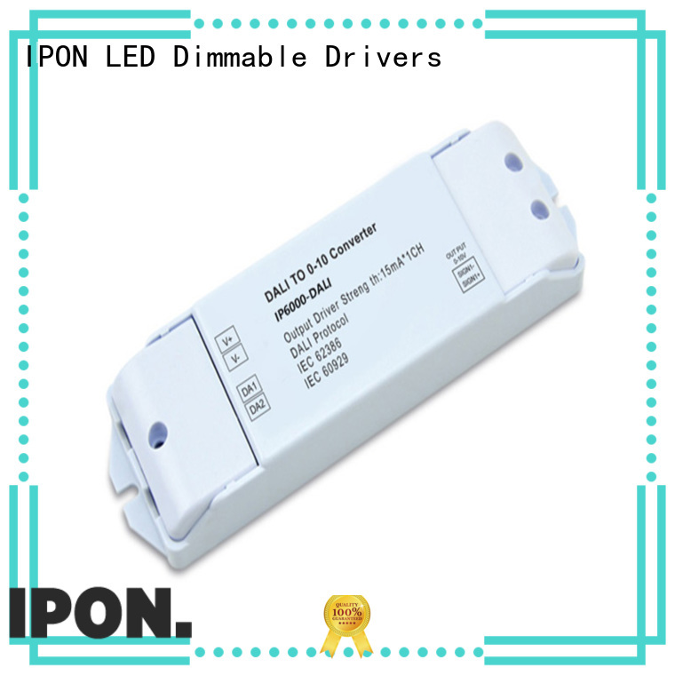 IPON LED quality signal converters manufacturer for Lighting control