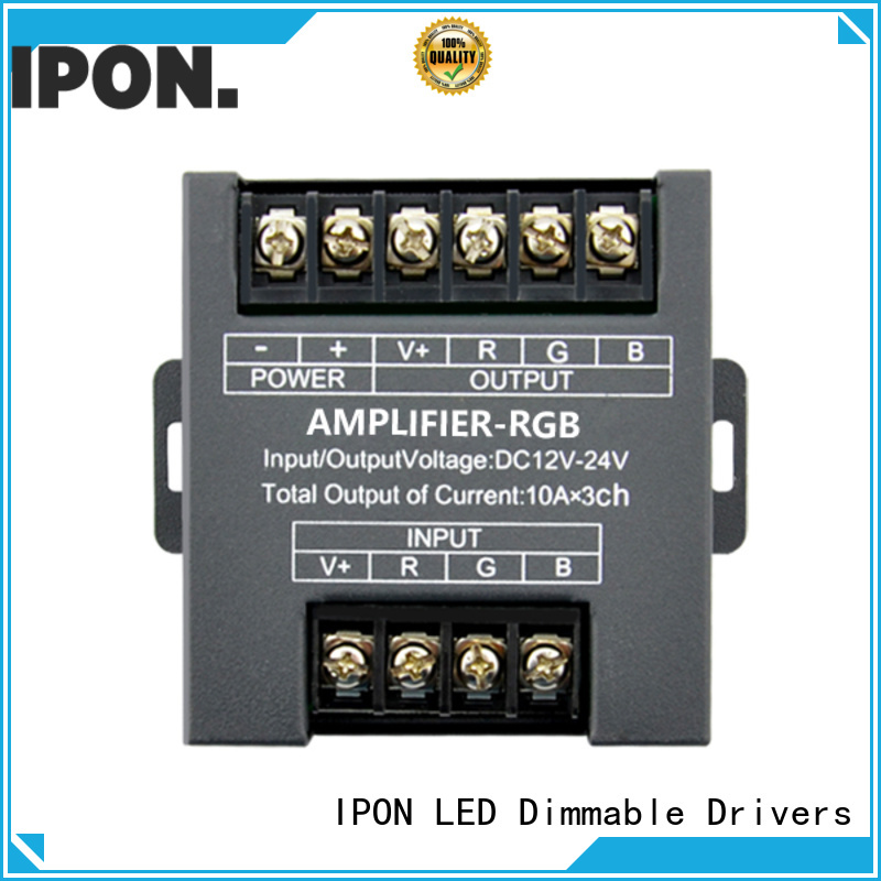 LED Power Amplifiers Series power amplifier design manufacturer for Lighting control system