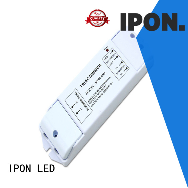 Customer praise led dimmer controller factory for Lighting control system