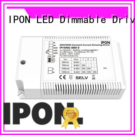 New dmx led string lights for business for Lighting control