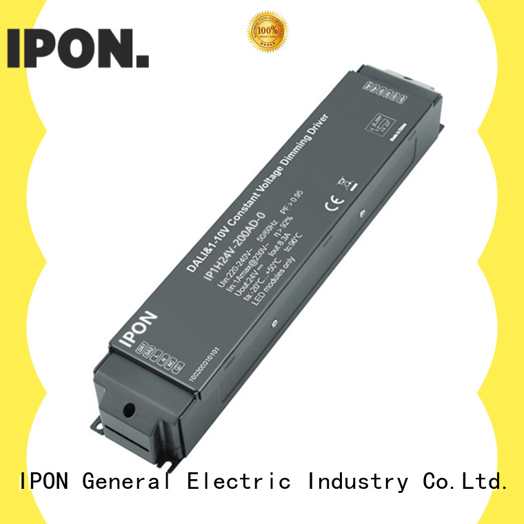 IPON LED led driver dimmer China for Lighting control system