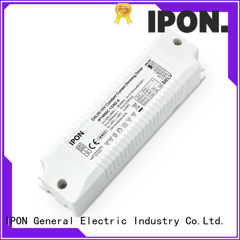 IPON LED High repurchase rate led driver supplier for Lighting control