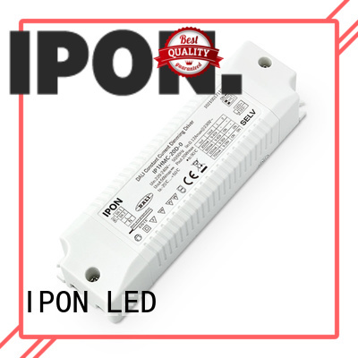 IPON LED dali rgb dimmer China suppliers for Lighting control