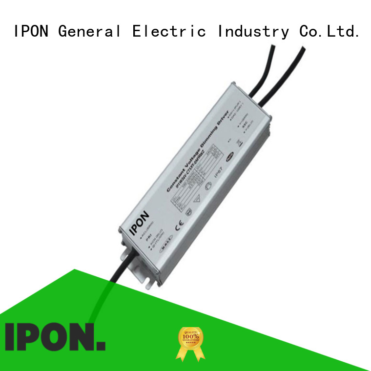 Top quality waterproof led driver supplier for Lighting control