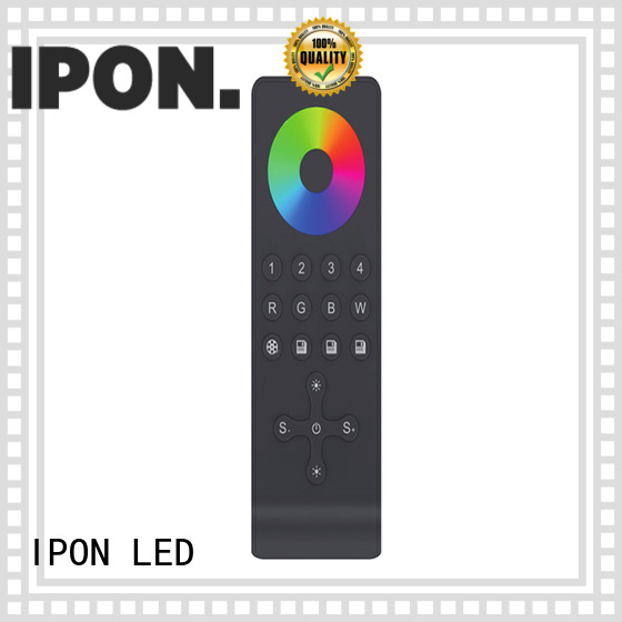 IPON LED High sensitivity wireless led controller in China for Lighting adjustment