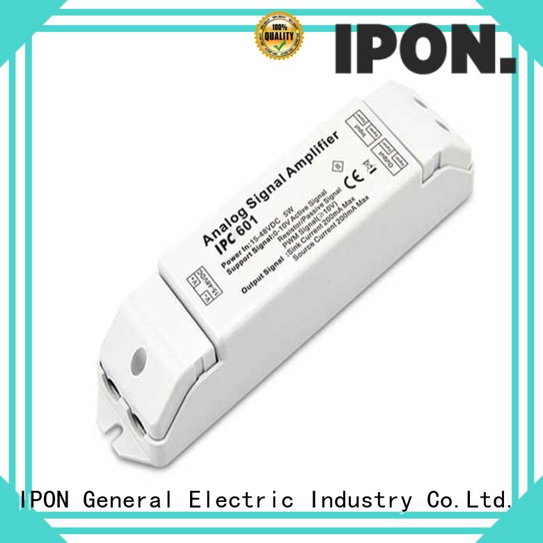 Wholesale led signal amplifier for business for Lighting adjustment