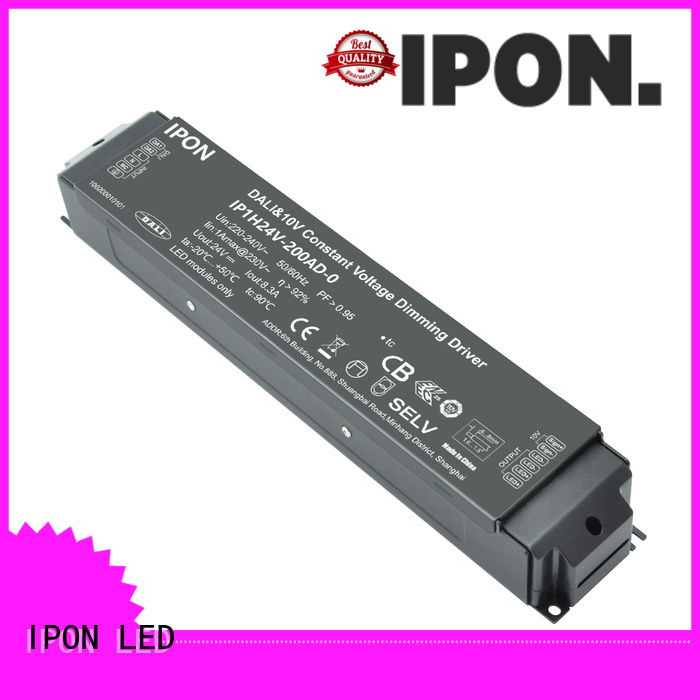 IPON LED professional dmx512 & rdm decoder for business for Lighting control