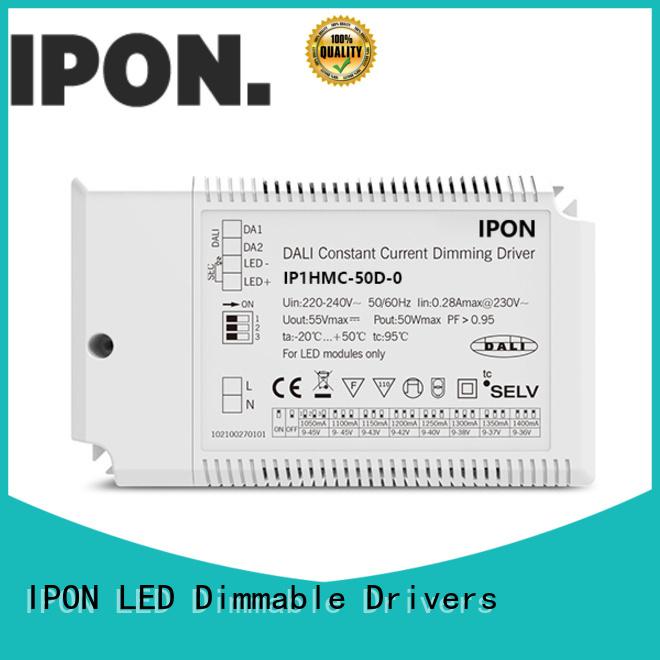 IPON LED dali dimmer manufacturer for Lighting control
