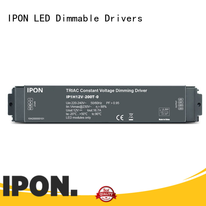 High sensitivity driver led dimmable China manufacturers for Lighting adjustment