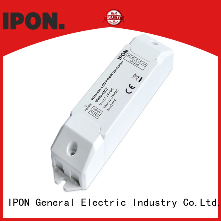 IPON LED led controller in China for Lighting control