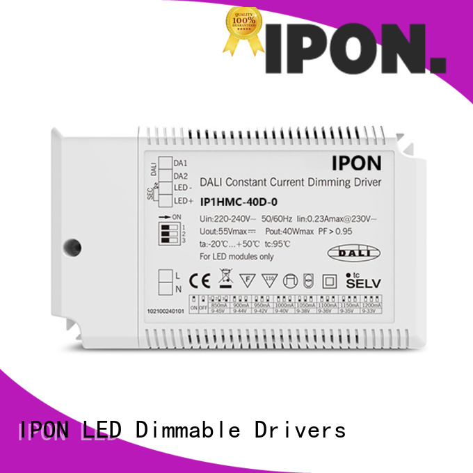 IPON LED waterproof led dimmer in China for Lighting control