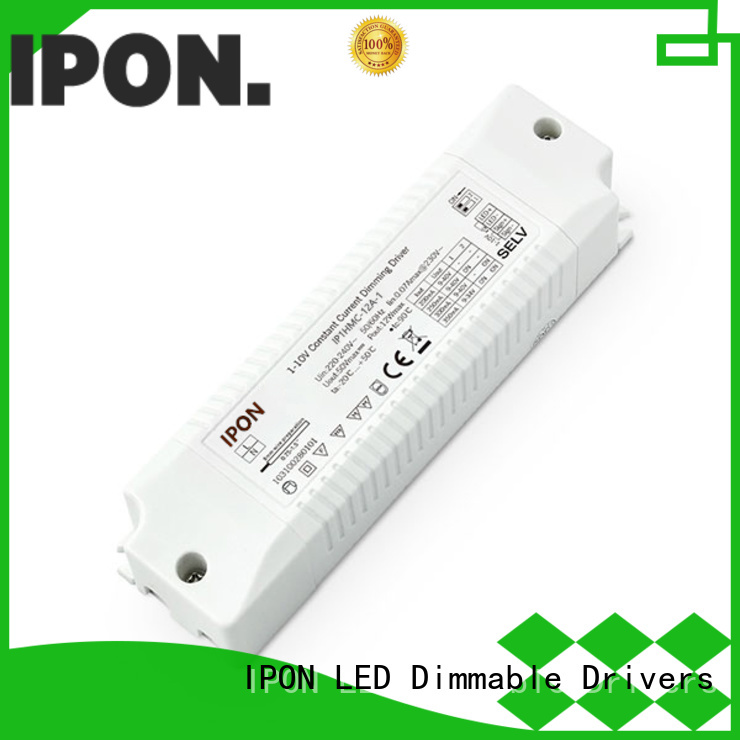IPON LED durable led driver constant current factory for Lighting control system