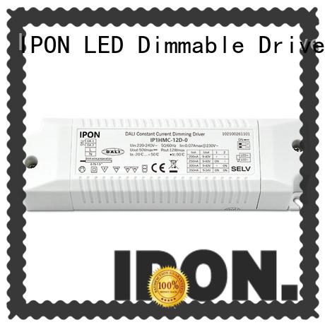 IPON LED dimmable drivers manufacturer for Lighting adjustment