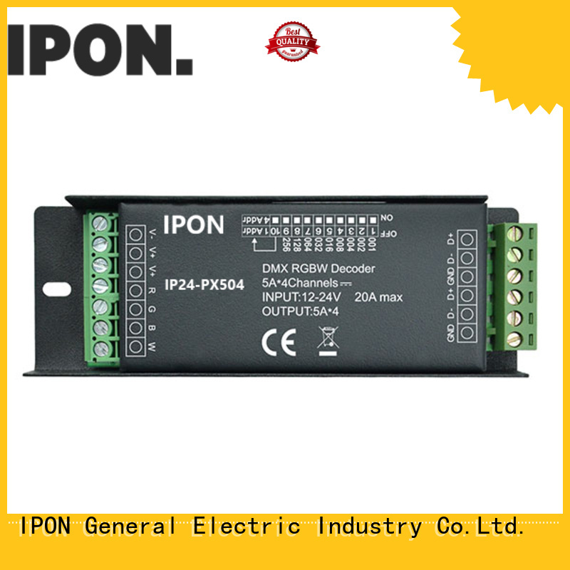 IPON LED DMX Series high power led driver China suppliers for Lighting adjustment