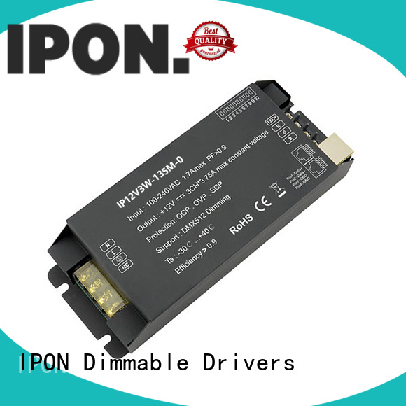 DMX Series dmx dimmer China manufacturers for Lighting control system