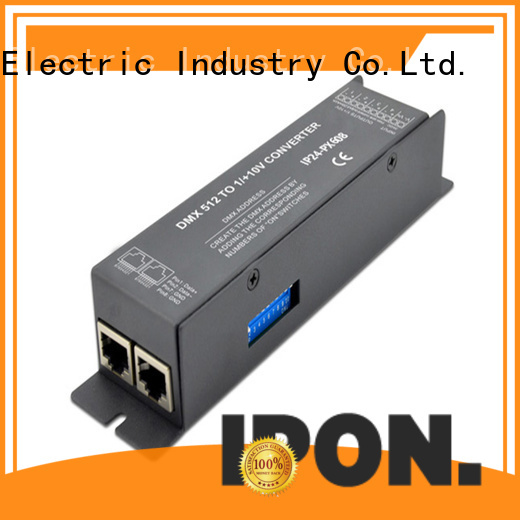 DMX signal converters China manufacturers for Lighting control system