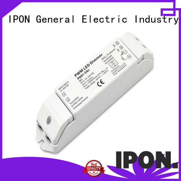 IPON LED dali dimmable dali dimmable China suppliers for Lighting control