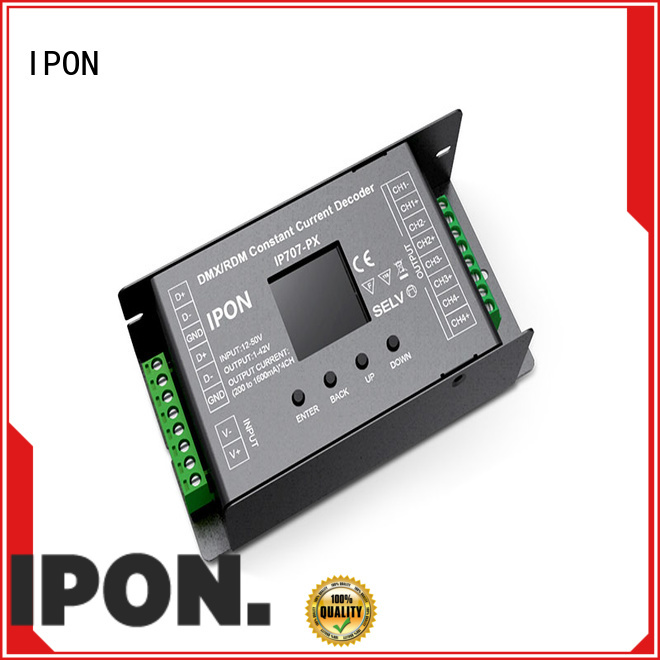 DMX Series dmx led driver China suppliers for Lighting control