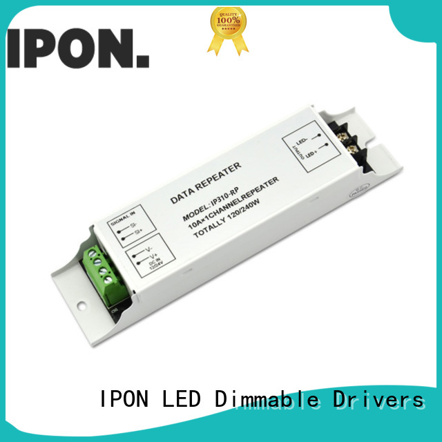 IPON LED rgb amplifier China suppliers for Lighting adjustment
