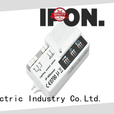 quality microwave motion sensors Factory price for Lighting control system
