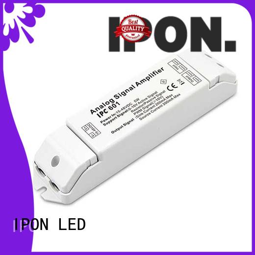 IPON LED signal amplifier IPON for Lighting control