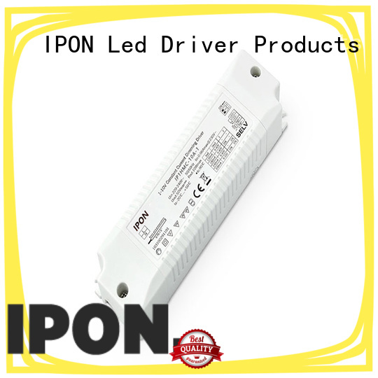 IPON constant current driver supplier for Lighting control system