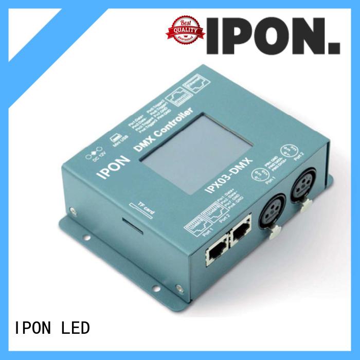 IPON LED led controller manufacturer for Lighting adjustment