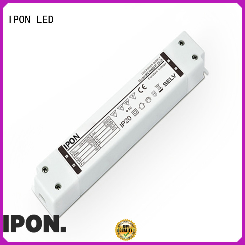 IPON LED Customer praise led driver price factory for Lighting adjustment
