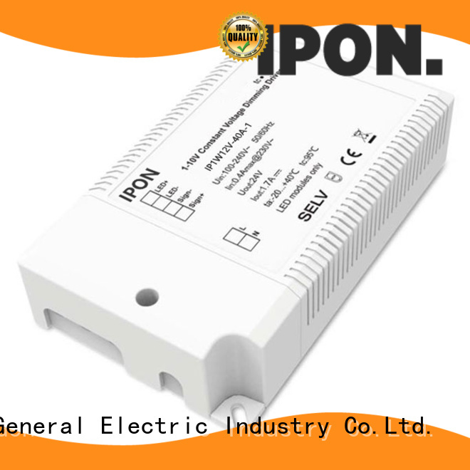IPON LED led driver dimmer factory for Lighting control
