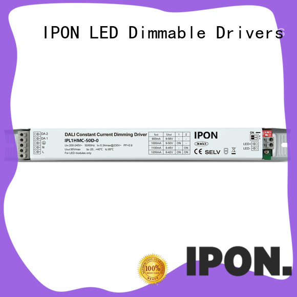 IPON LED dimmable led drivers Factory price for Lighting adjustment
