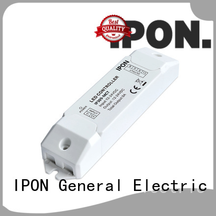 IPON LED Wireless LED Controller led driver dimmer factory for Lighting control