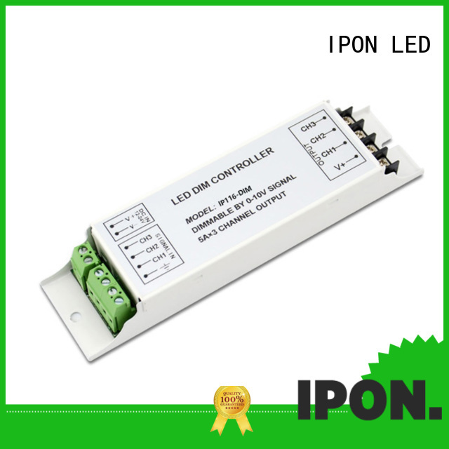 IPON LED dimmer for led driver China suppliers for Lighting adjustment