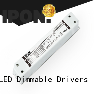 IPON LED dimmable drivers factory for Lighting control