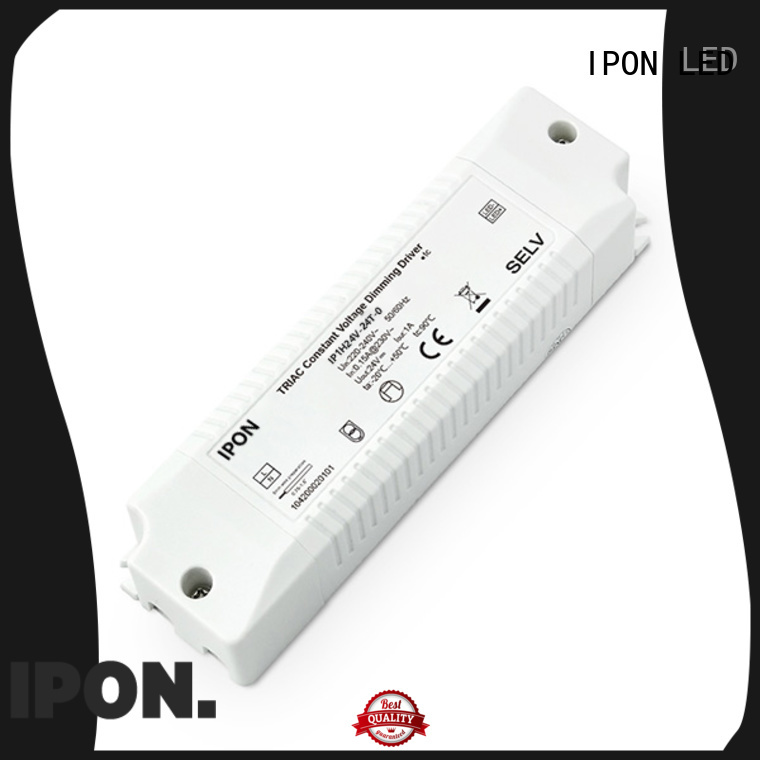 IPON LED driver led dimmable China suppliers for Lighting adjustment