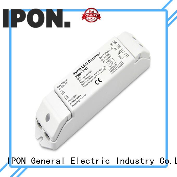 IPON LED DALI Series dali driver China for Lighting adjustment