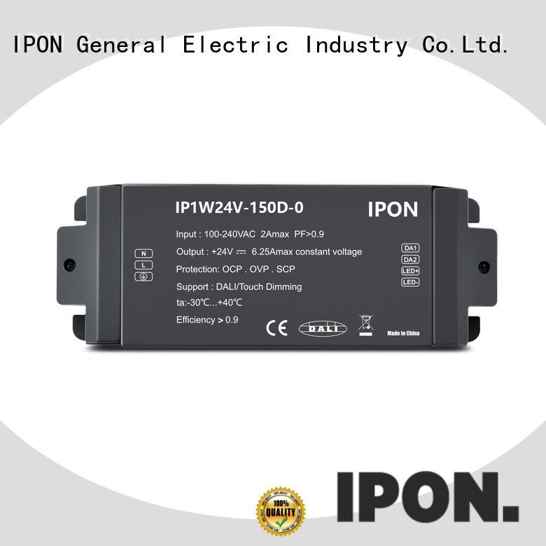 IPON LED dali driver in China for Lighting adjustment