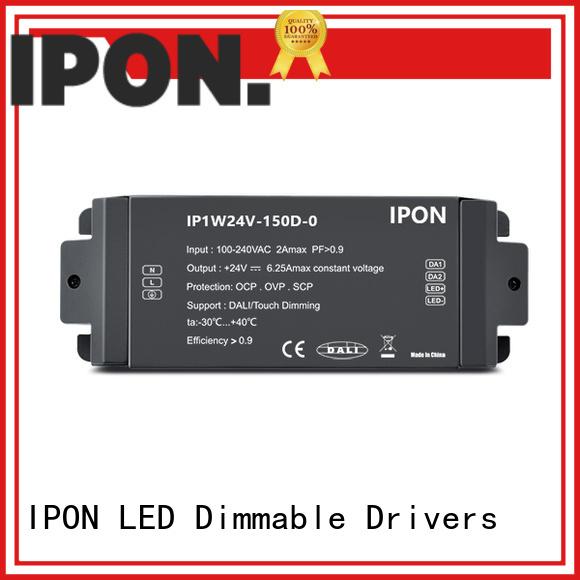 IPON LED dali wireless lighting control factory for Lighting adjustment