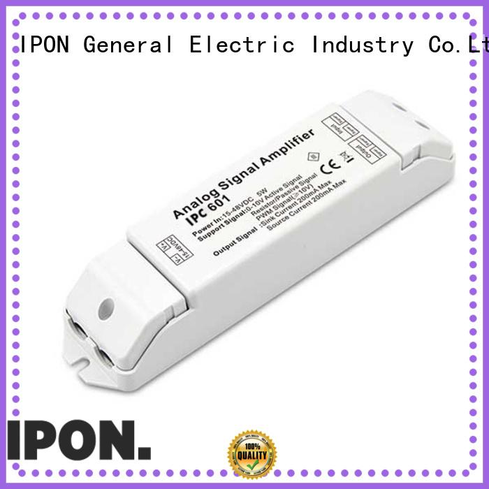 IPON LED 0-10V/1-10V Series led amplifier IPON for Lighting adjustment