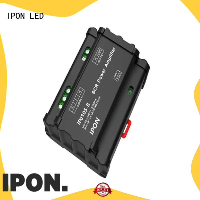 IPON LED led control system factory for Lighting adjustment