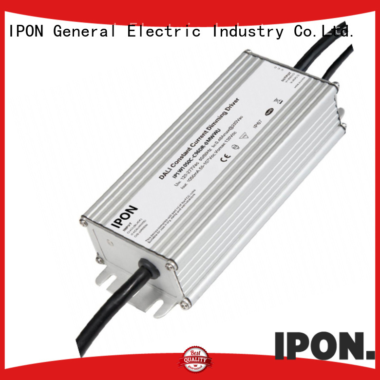 IPON LED programmable led drivers supplier for Lighting control system