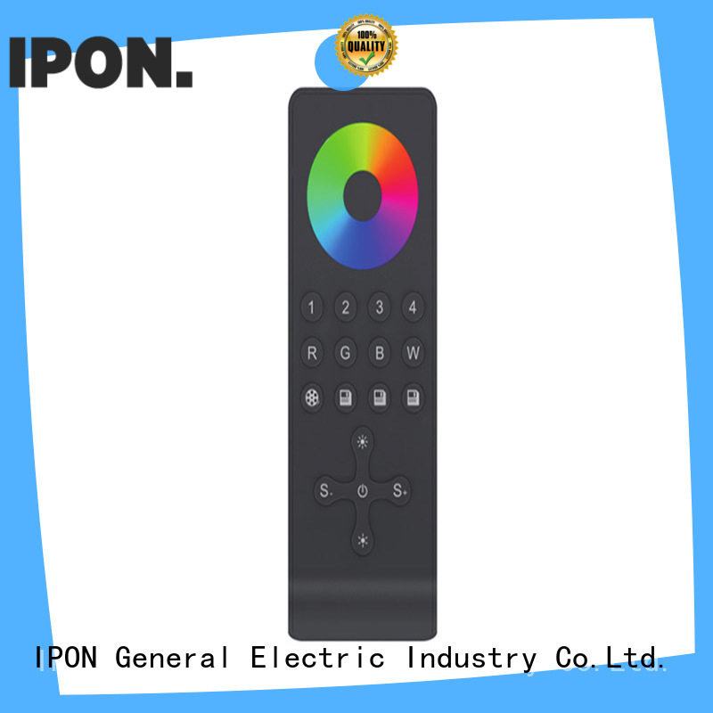 IPON LED stable quality smart remote control factory for Lighting control