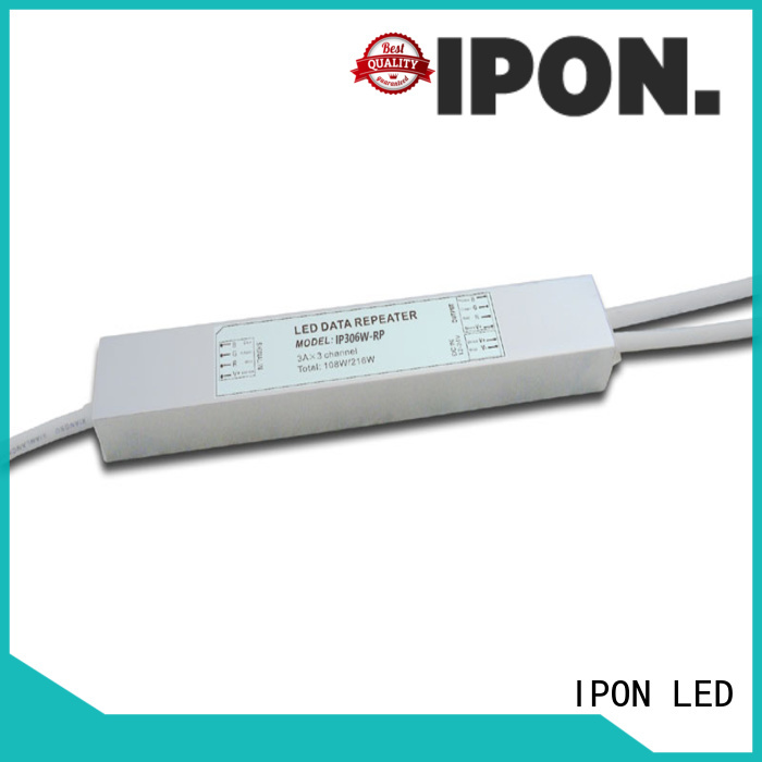 IPON LED LED Power Amplifiers Series power repeater China for Lighting control